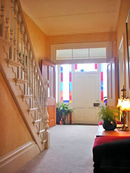 Beautifully Restored Interior