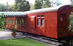 Railway Carriage