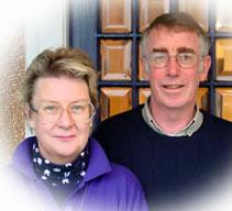 Frances & Brian